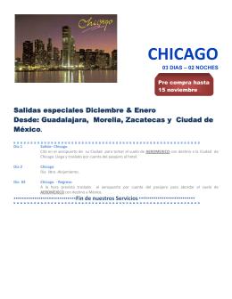 CHICAGO - Grupo Levinson