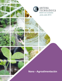 Período junio-julio 2013 - Ministerio de Ciencia, Tecnología e