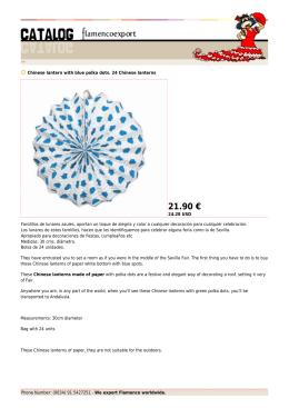 21.90 € - FlamencoSound.com