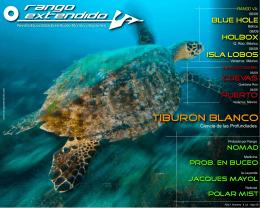tiburón blanco - Rango Extendido