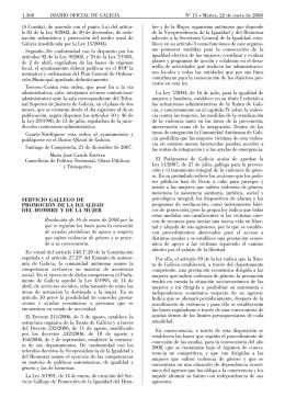 1.360 DIARIO OFICIAL DE GALICIA Nº 15 Martes, 22 de enero de