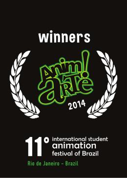 Winners - Anim!arte