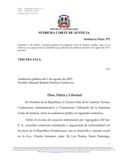 Adjunto - Suprema Corte de Justicia
