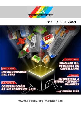 MagazineZX en PDF