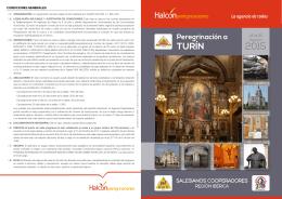 2015 TURÍN - Salesians Cooperadors