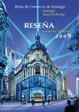La Economía Chilena y los Mercados de la BCS en 2009