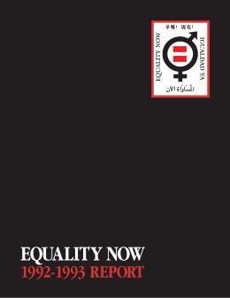 1992-1993 Report