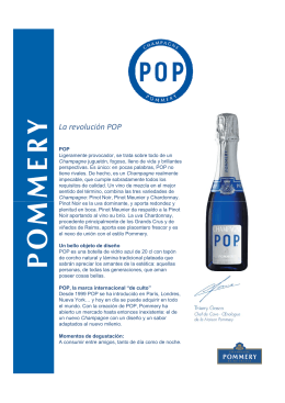 POMMERY POP 0.200L