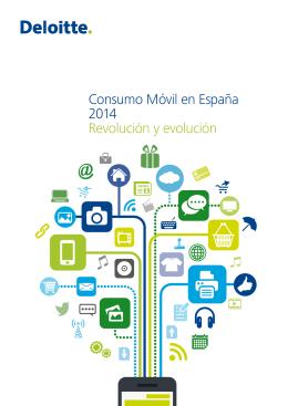 Consumo Móvil en España 2014 Revolución y evolución