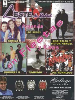 """Revista """"Este de Madrid"""" - Archivo de la Ciudad de Arganda del Rey"""