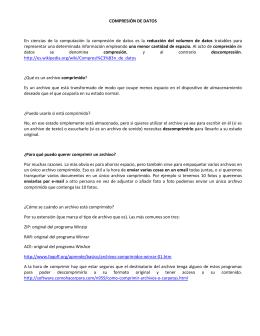 N DE DATOS - RedesCorrea2010
