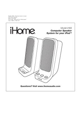 iH69 User Manual