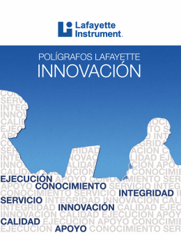 INNOVACIÓN - limef.com