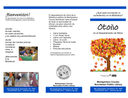 Otoño - Montgomery County-Norristown Public Library