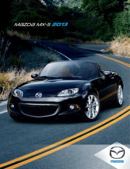 Catálogo Mazda MX