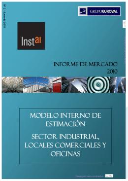 Informe de Mercado naves industriales, oficinas y locales