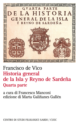 04 vico historia - Sardegna DigitalLibrary