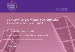 MADRID - Femibion