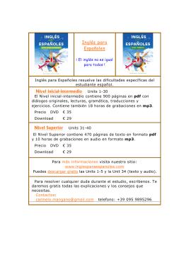 gramática inglesa gratis, free english grammar, curso inglés mp3