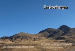 Castrovirreyna - Gobierno Regional de Huancavelica
