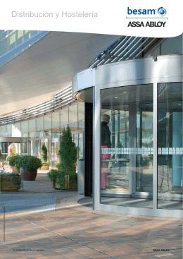 Distribución y Hostelería - ASSA ABLOY Entrance Systems