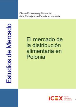 EL MERCADO DE LA DISTRIBUCION ALIMENTARIA EN POLONIA