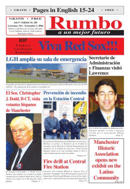 Pages in English 15-24 LGH amplía su sala de emergencia