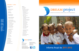 Informe Anual de 2011-2012
