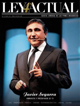 Javier Segarra - Actualidad de las Empresas Aragonesas
