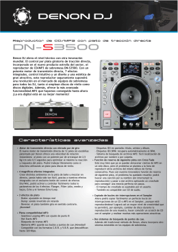 DN-S3500 - Landsons.com