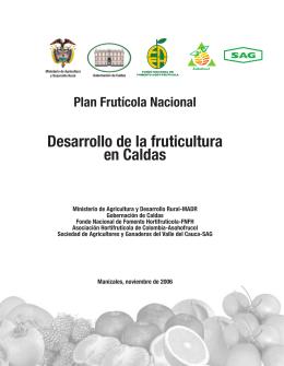 PFN Caldas - Asohofrucol