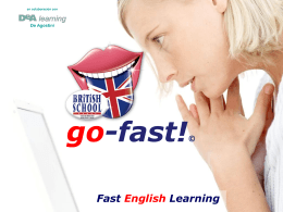 Fast English Learning