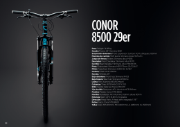 CONOR 8500 29er