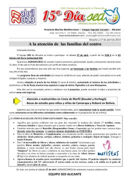 Provincia Marista Mediterránea   Colegio