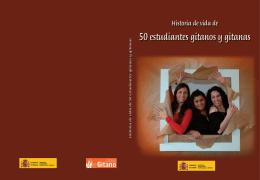 Estudiantes Gitanos - Fundación Secretariado Gitano