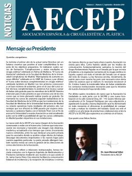 Noticias AECEP, 2010