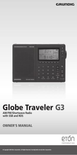 Globe Traveler G3