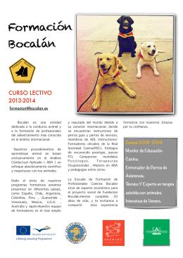 """Curso TAA """"014 - Fundación Bocalan"""