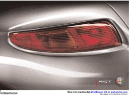 Catálogo del Alfa Romeo GT