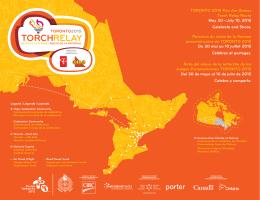 Celebrate and Share. Célébrez et partagez. TORONTO 2015 Pan
