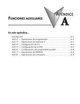Appendix A_Auxilary Functions