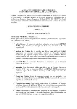 ASOCIACION SOLIDARISTA DE EMPLEADOS