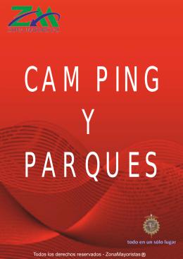 Camping Parque - Zona Mayorista