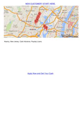 Kearny, New Jersey, Payday Loans
