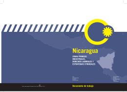 Nicaragua: Zonas Francas Industriales, Derechos Laborales y