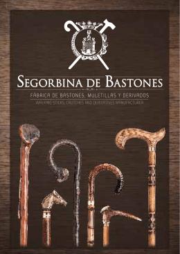 SEGORBINA DE BASTONES
