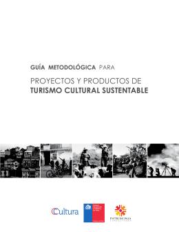 Guía Metodológica de Turismo Cultural
