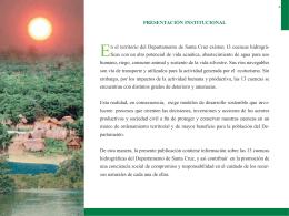Cartilla 13 Cuencas Hidrográficas