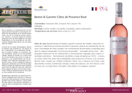 Barton & Guestier Côtes de Provence Rosé