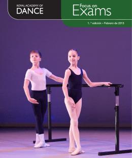 Focus on - Royal Academy Of Dance